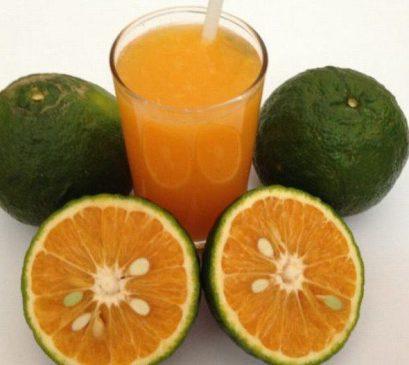 những lưu ý khi uống nước cam