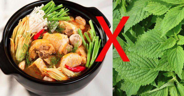 ghi nhớ 5 loại rau đặc biệt không nên ăn với lẩu ảnh 3
