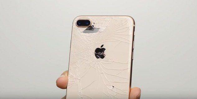 Vỡ kính camera iphone X chi phí thay bằng 1 cái iphone 7