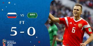 Cổ Động Viên Nga ăn mừng chiến thắng