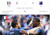Pháp chật vật thắng Úc 2-1. Nhờ công nghệ