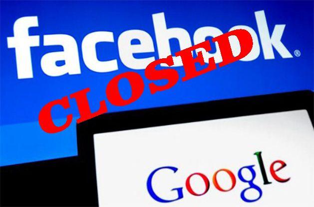 google facebook bị cấm hoạt động tại việt nam