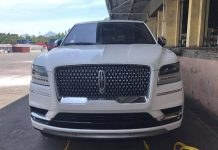 LINCOLN NAVIGATOR BLACK-LABEL L 2018
