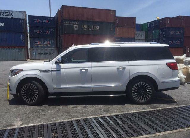 LINCOLN NAVIGATOR BLACK-LABEL L 2018 ảnh 5