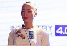công dân robot sophia