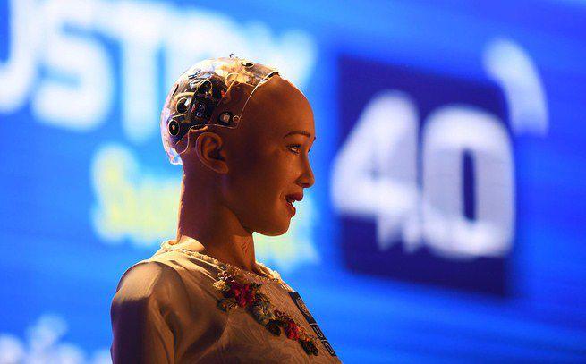 công dân robot sophia - ảnh 4
