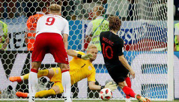 kết quả bóng đá world cup croatia vs đan mạch - ảnh 3