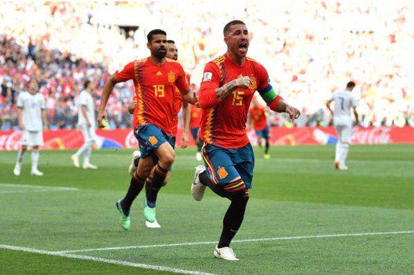kết quả bóng đá world cup nga vs tây ban nha - ảnh 2