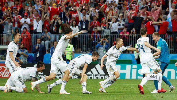 kết quả bóng đá world cup nga vs tây ban nha - ảnh 6