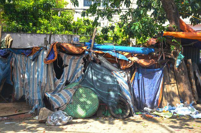 xóm trọ nghèo ở hà nội ảnh 1