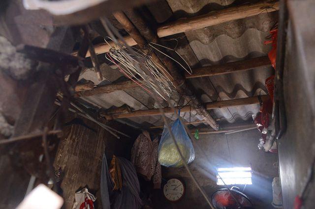 xóm trọ nghèo ở hà nội ảnh 4