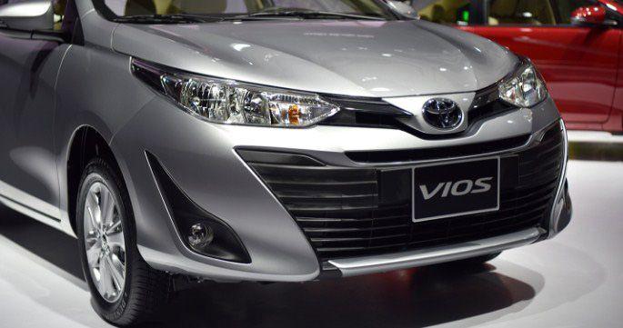 Toyota Vios 2018 ảnh 1
