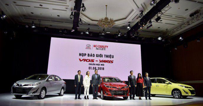 Toyota Vios 2018 ảnh 3