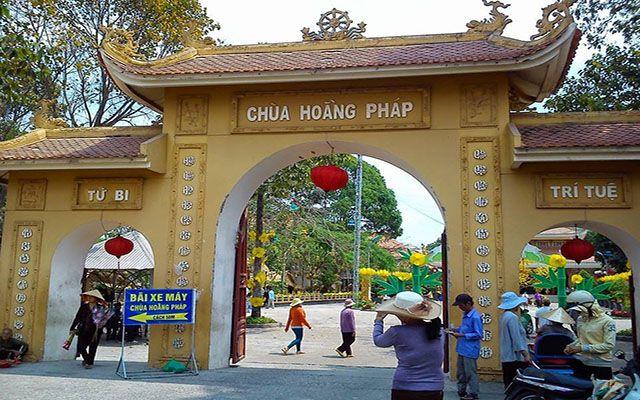 Những ngôi chùa đông nhất vào ngày lễ Vu Lan ở TP.HCM ảnh 1