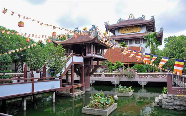 Những ngôi chùa đông nhất vào ngày lễ Vu Lan ở TP.HCM ảnh 4