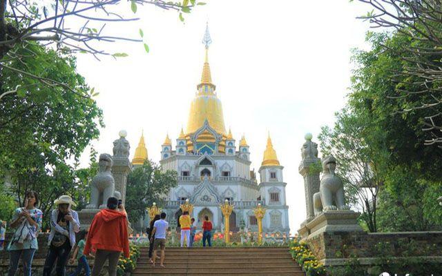Những ngôi chùa đông nhất vào ngày lễ Vu Lan ở TP.HCM ảnh 5