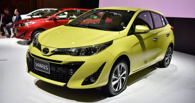 Toyota Yaris 2018 ảnh 4