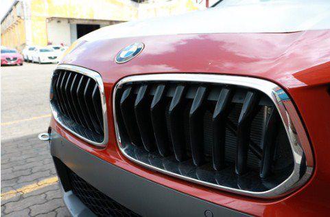 BMW X2 hoàn toàn mới ảnh 3