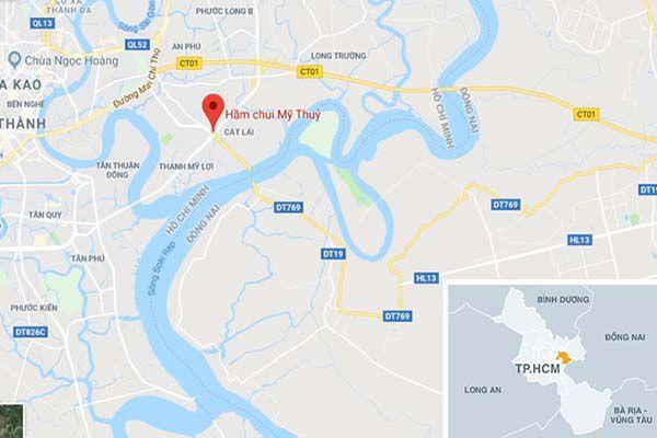 Hầm chui 200 tỷ ở Sài Gòn ngập nước ảnh 2