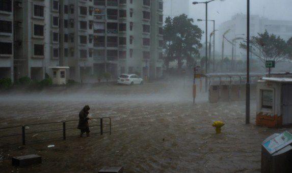 siêu bão Mangkhut ảnh 10