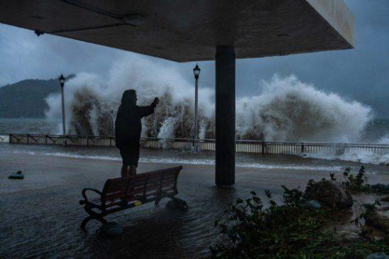 siêu bão Mangkhut ảnh 11
