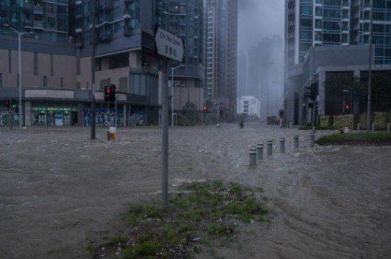 siêu bão Mangkhut ảnh 12