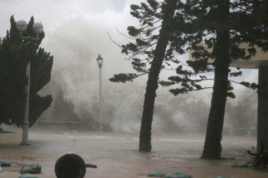 siêu bão Mangkhut ảnh 13