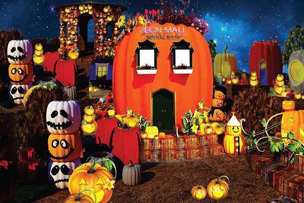 địa điểm chơi Halloween ở sài gòn ảnh 5