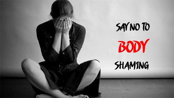 Body shaming là gì ảnh 1