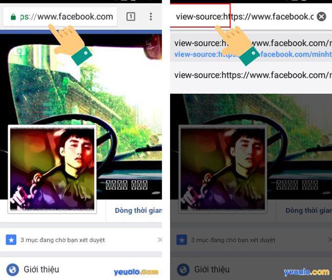 cách xem ai vào facebook của mình nhiều nhất bằng điện thoại ảnh 4