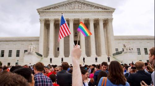 Hoa Kỳ gia nhập những quốc gia chấp nhận hôn nhân đồng tính