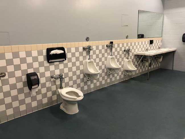 những kiểu thiết kế nhà vệ sinh độc lạ - Ảnh 11
