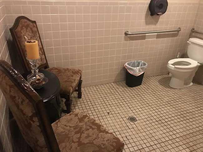 những kiểu thiết kế nhà vệ sinh độc lạ - Ảnh 17