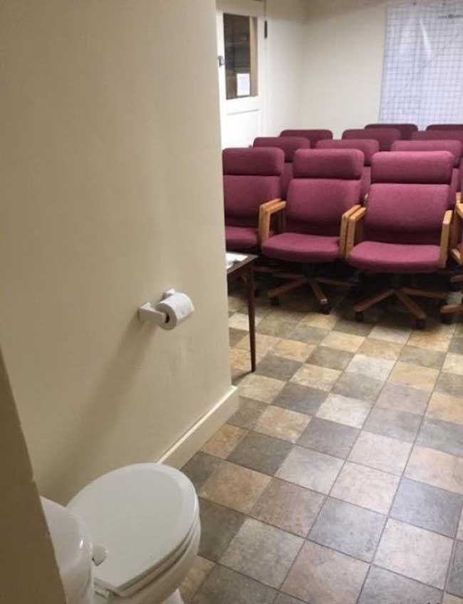 những kiểu thiết kế nhà vệ sinh độc lạ - Ảnh 20
