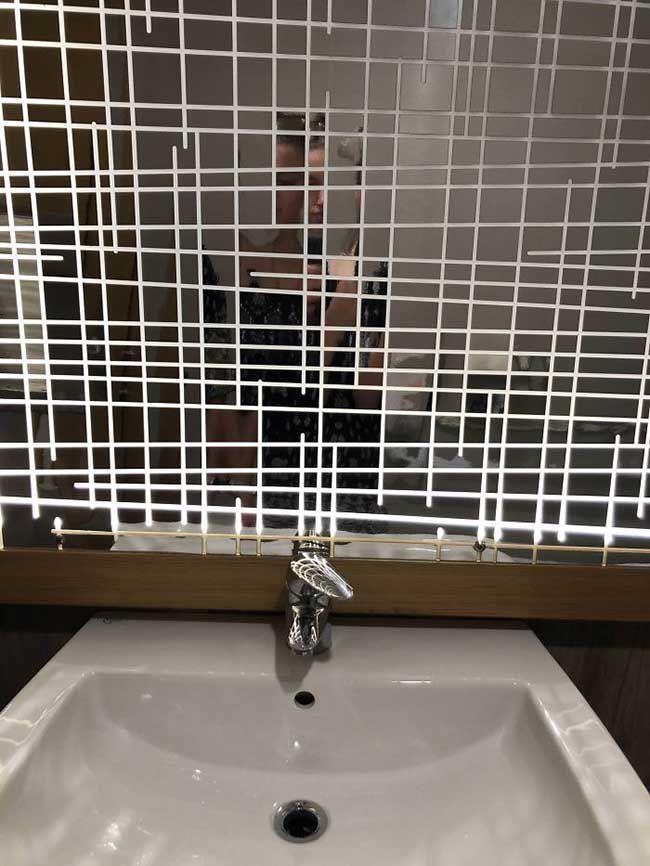 những kiểu thiết kế nhà vệ sinh độc lạ - Ảnh 8