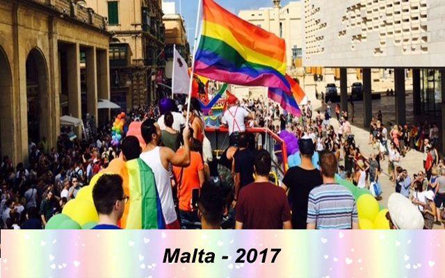 Những quốc gia chấp nhận hôn nhân đồng giới - Malta