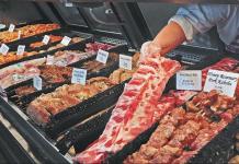 thịt heo Mỹ được bán tại Canada