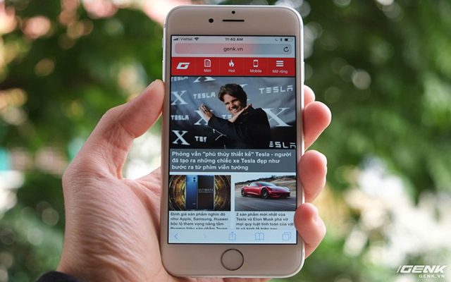 Chia buồn với người dùng iPhone 5S, iPhone 6/6 Plus!