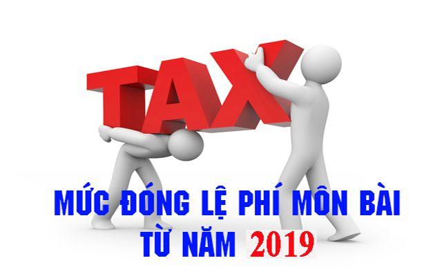 Thủ tục đăng ký thuế ban đầu cho công ty mới thành lập năm 2019 - Ảnh 1