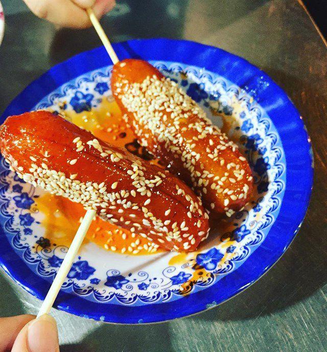 Những khu chợ ăn vặt ngon nhất Sài Gòn ảnh 3