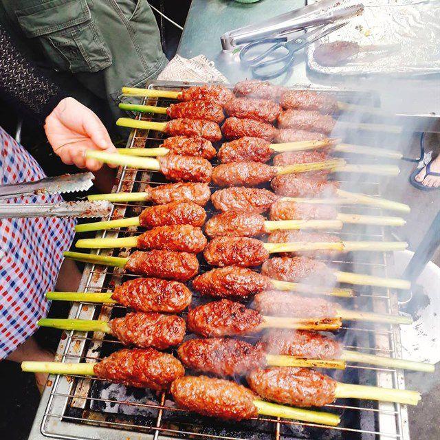 Những khu chợ ăn vặt ngon nhất Sài Gòn ảnh 4