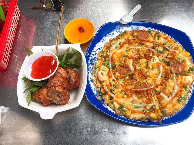 Những khu chợ ăn vặt ngon nhất Sài Gòn ảnh 5