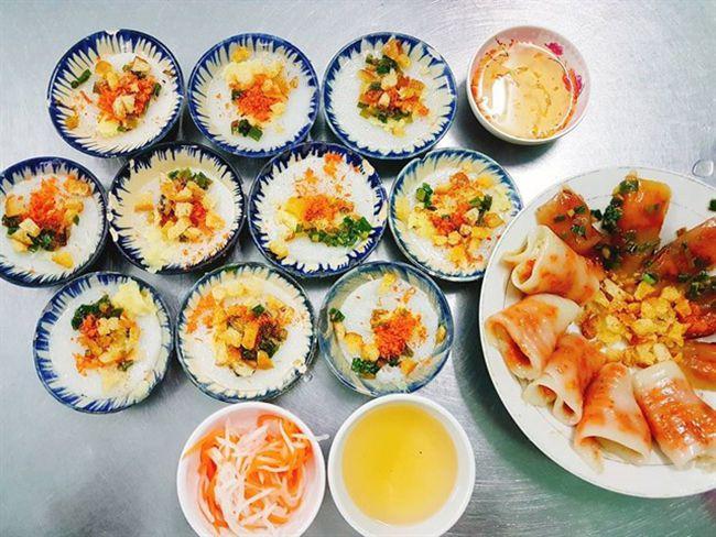 Những khu chợ ăn vặt ngon nhất Sài Gòn - chợ Bà Chiểu ảnh 6