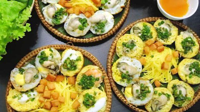 Những khu chợ ăn vặt ngon nhất Sài Gòn (chợ bà hoa quận tân bình) ảnh 3