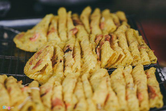Những khu chợ ăn vặt ngon nhất Sài Gòn (chợ bà hoa quận tân bình) ảnh 5