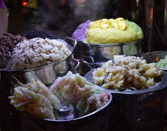 Những khu chợ ăn vặt ngon nhất Sài Gòn (chợ bến thành) ảnh 7