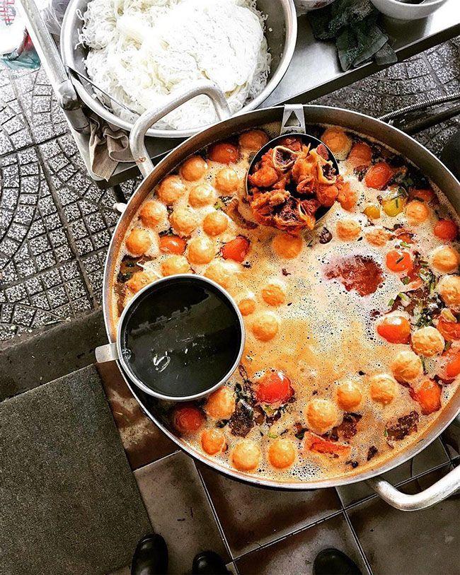 Những khu chợ ăn vặt ngon nhất Sài Gòn (chợ gò vấp) ảnh 1