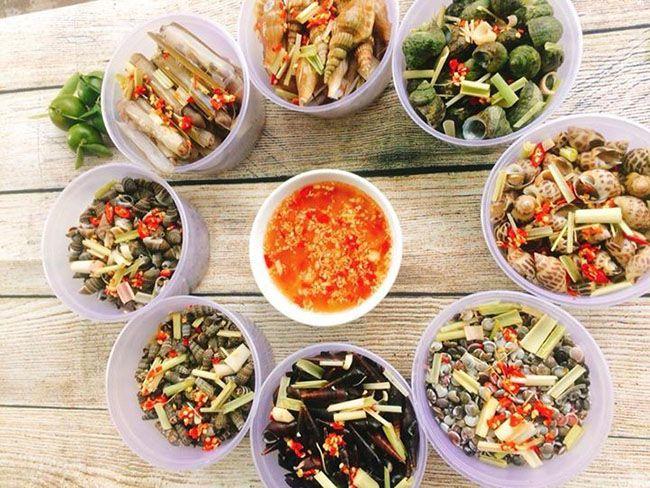 Những khu chợ ăn vặt ngon nhất Sài Gòn (chợ gò vấp) ảnh 9
