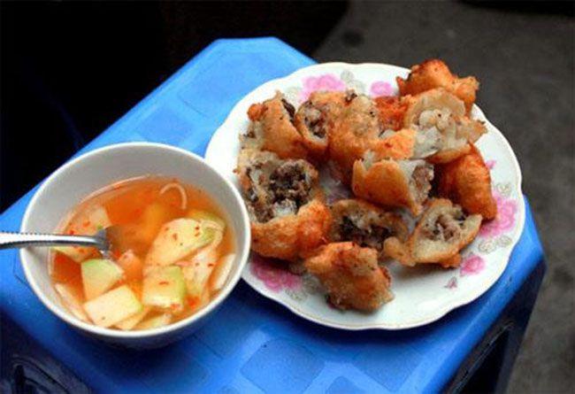 Những khu chợ ăn vặt ngon nhất Sài Gòn (chợ hòa bình) ảnh 4