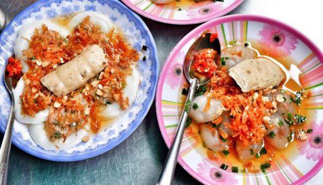Những khu chợ ăn vặt ngon nhất Sài Gòn (chợ hoàng hoa thám) ảnh 4